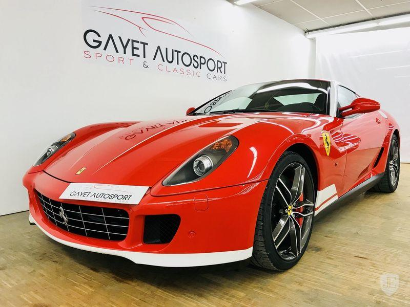 Car for Sale: Two Different Ferrari 599 GTB 60F1 Alonso Editions