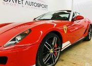 Car for Sale: Two Different Ferrari 599 GTB 60F1 Alonso Editions - image 811583