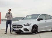 Check Out the First Video Reviews of the 2019 Mercedes B-Class - image 808380