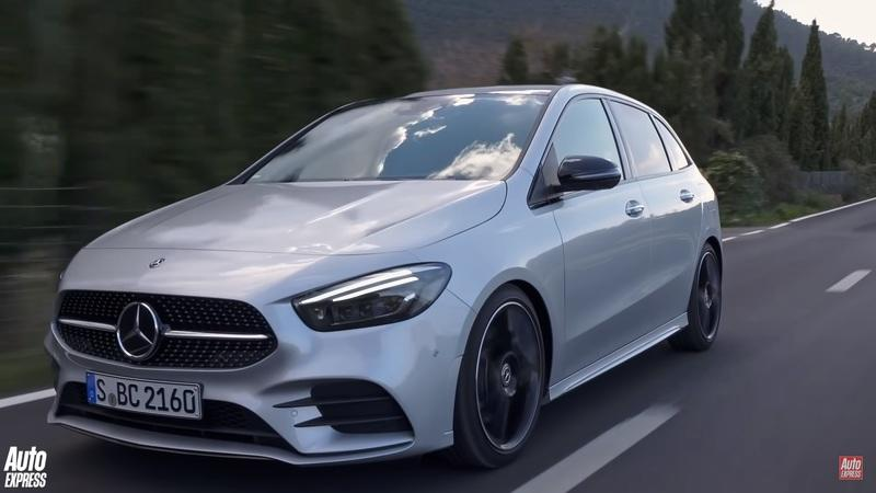Check Out the First Video Reviews of the 2019 Mercedes B-Class