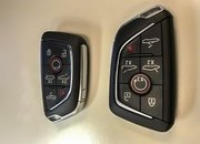 Check Out the New Logo On the Leaked 2020 Mid-Engine Chevy Corvette Key Fob - image 808423