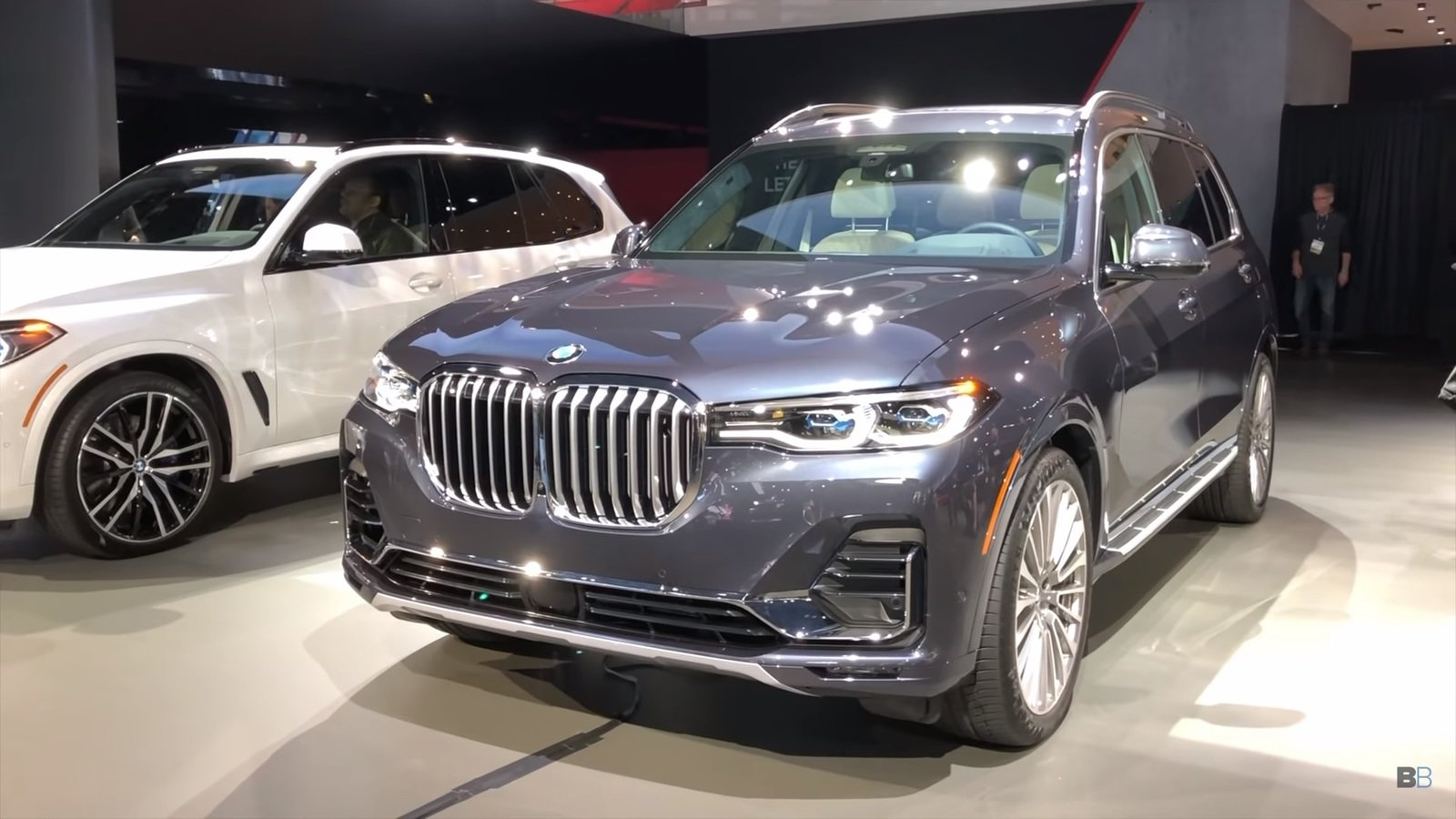 3 Row Seating Suv >> Check Out This Nice Demo Of The 2019 BMW X7's Third-Row Seating | Top Speed