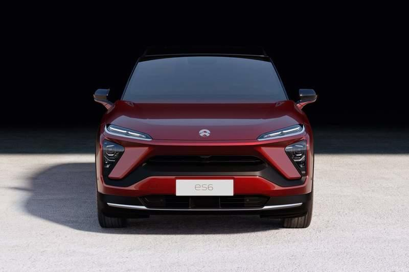 China-based Nio Launches a New Electric SUV with 317 Mile Range
