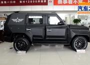China's Military Laughingly Names the BAIC BJ80 as the Most Reliable Off-Road Vehicle - image 811726