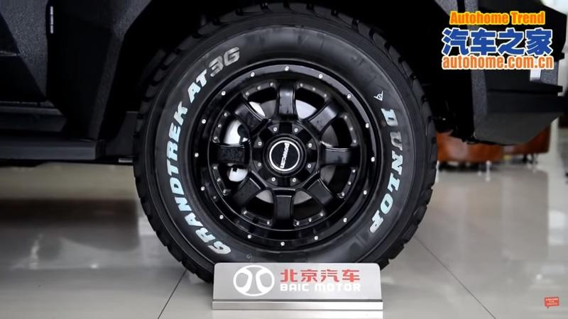 China's Military Laughingly Names the BAIC BJ80 as the Most Reliable Off-Road Vehicle - image 811727