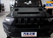 China's Military Laughingly Names the BAIC BJ80 as the Most Reliable Off-Road Vehicle - image 811733