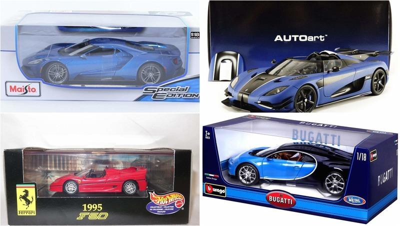 Christmas Gift Ideas for Gearheads: Miniature Supercars You Can Afford