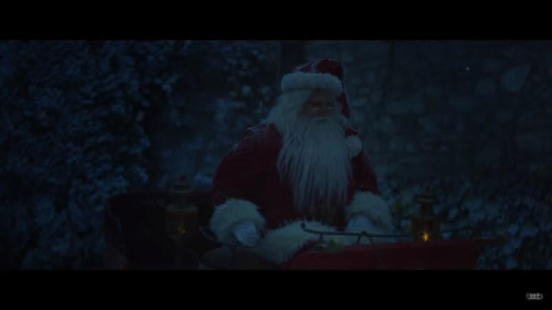 Throwback: Crossfit Santa Gets a New Ride This Christmas