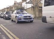 Ex-McRae Impreza stars in Girardo & Co's Christmas Video - image 811399