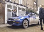 Ex-McRae Impreza stars in Girardo & Co's Christmas Video - image 811392