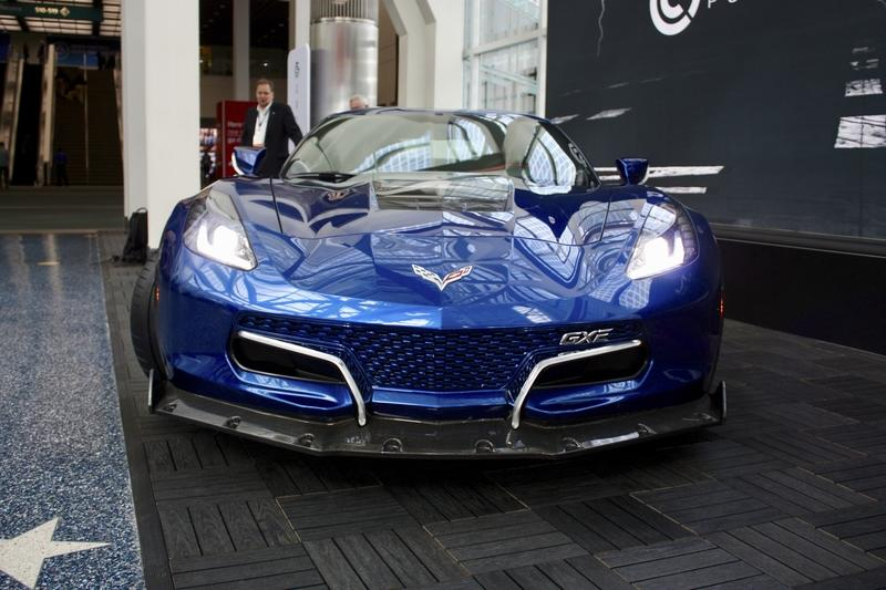 2019 Genovation GXE Electric Chevy Corvette