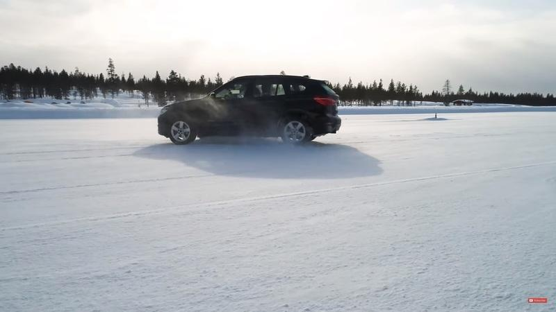 Here's Why It's Important to Have Four, Matching Winter Tires