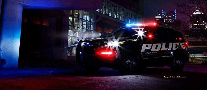 If You Don't Like Cops, You're Going to Hate this 2020 Ford Interceptor SUV