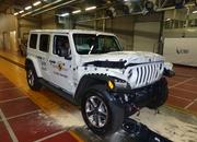 The 2019 Jeep Wrangler JL Scores a Disappointing One-Star Rating in Euro NCAP Crash Testing - image 808369