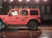 The 2019 Jeep Wrangler JL Scores a Disappointing One-Star Rating in Euro NCAP Crash Testing - image 808371