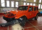 The 2019 Jeep Wrangler JL Scores a Disappointing One-Star Rating in Euro NCAP Crash Testing - image 808372