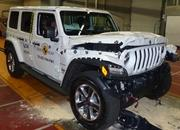 The 2019 Jeep Wrangler JL Scores a Disappointing One-Star Rating in Euro NCAP Crash Testing - image 808373