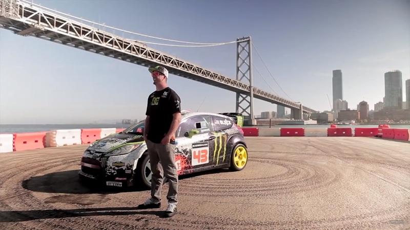 Ken Block Lifts The Curtain With 20 Gymkhana Secrets: Video - image 810472