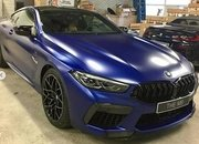 Leaked Images Showcase the 2020 BMW M8 Before You're Supposed to See It - image 808568