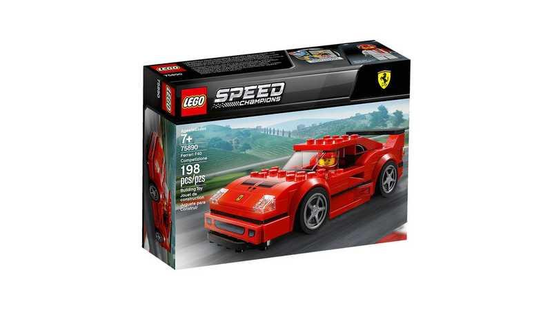 LEGO's 2019 Speed Champions Lineup is Loaded With Pony Cars and Exotics - image 808686