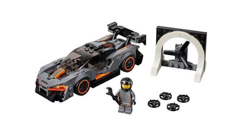 Lego S 2019 Speed Champions Lineup Is Loaded With Pony
