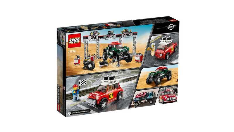 LEGO's 2019 Speed Champions Lineup is Loaded With Pony Cars and Exotics - image 808692