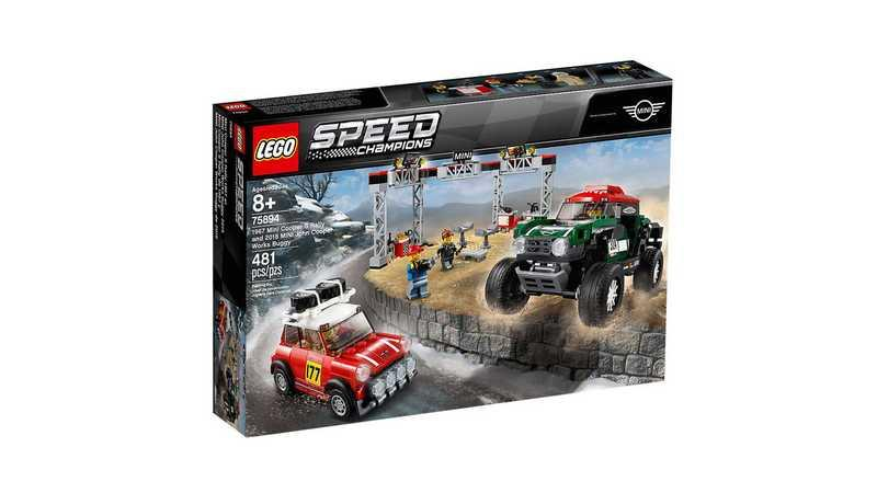 LEGO's 2019 Speed Champions Lineup is Loaded With Pony Cars and Exotics - image 808696