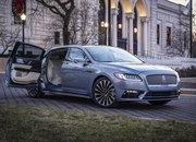 2019 Lincoln Continental 80th Anniversary Coach Door Edition - image 810732