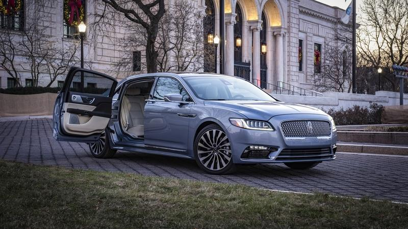 7 Little-Know Facts About The 2019 Lincoln Continental Coach Door Edition