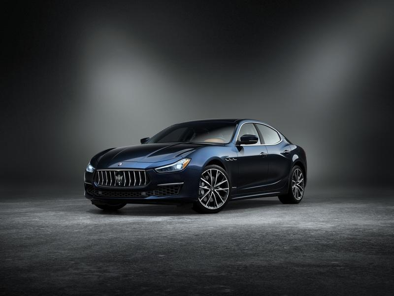 Maserati's Edizione Nobile Package Adds Some Extra Goodies to the 2019 Levante, Ghibli, and Quattroporte
