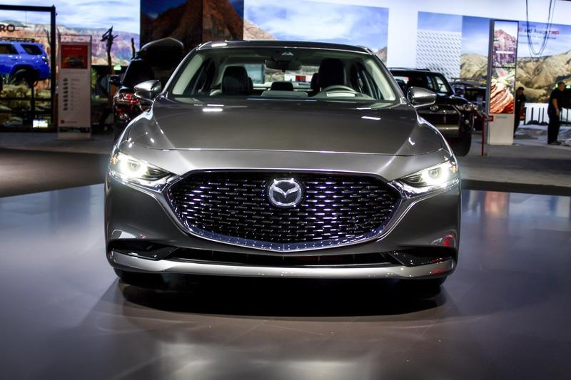 2019 Mazda 3 Sedan Top Speed