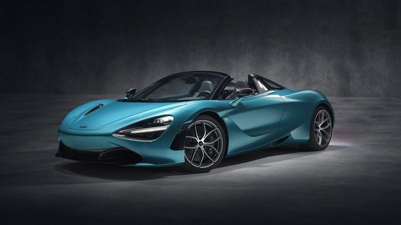 The McLaren 720S Spider's Secret Weapon is Its Roof Exterior - image 809234
