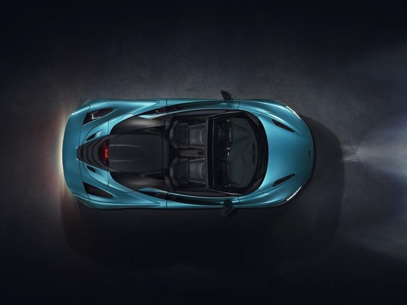 The McLaren 720S Spider's Secret Weapon is Its Roof Exterior - image 809220