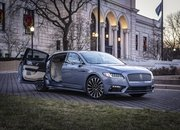 2019 Lincoln Continental 80th Anniversary Coach Door Edition - image 810522