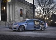 2019 Lincoln Continental 80th Anniversary Coach Door Edition - image 810523