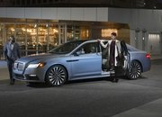 2019 Lincoln Continental 80th Anniversary Coach Door Edition - image 810539