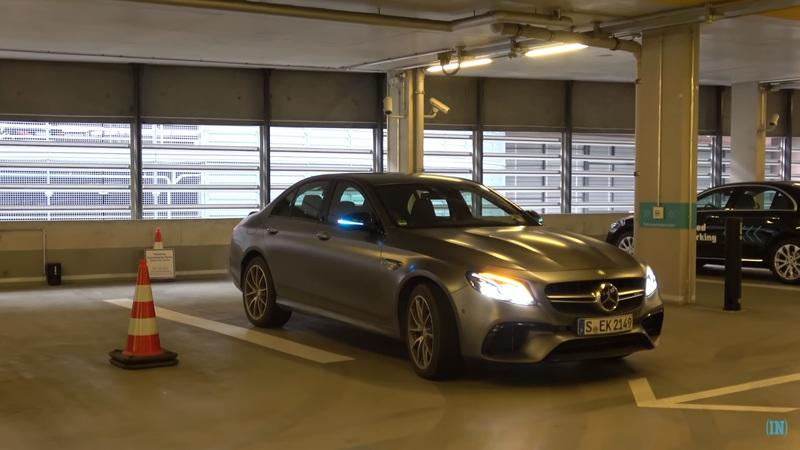 Mercedes and Bosch Have Come Up With a Solution For Your Parking Woes