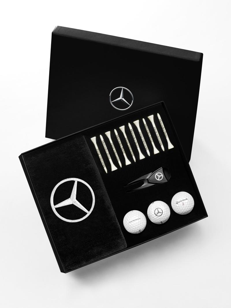 Mercedes Prepares for Christmas With a Whole Bunch of Auto-Themed Products