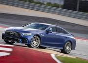 Mercedes Thinks the 2019 AMG GT Four-Door Coupe is Worth $137,000, But How Does that Stack Up to the Competition - image 810800