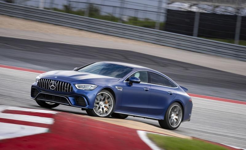 Mercedes Thinks the 2019 AMG GT Four-Door Coupe is Worth $137,000, But How Does that Stack Up to the Competition - image 810798