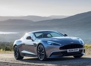Morgan May Have Purchased the Blue Prints and Tooling for the Aston Martin Vanquish - image 808032