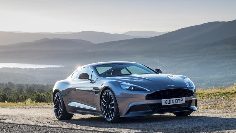 Morgan May Have Purchased the Blue Prints and Tooling for the Aston Martin Vanquish