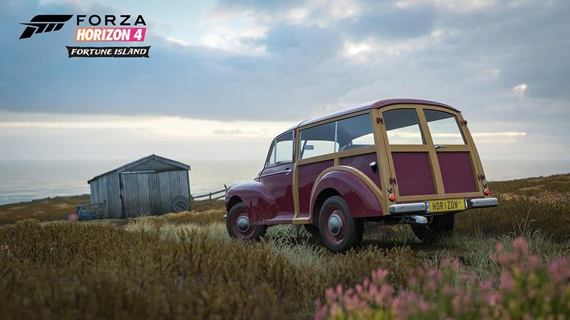 New Fortune Island Expansion For Forza 4 Comes With an Updated Lamborghini Urus, Treasure Hunts, and Outrageous Weather