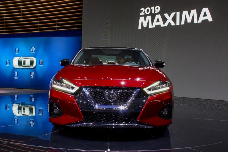 2015 Nissan Maxima For Sale >> 2019 Nissan Maxima   Top Speed