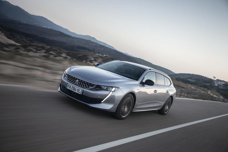 2019 Peugeot 508 Sw Top Speed