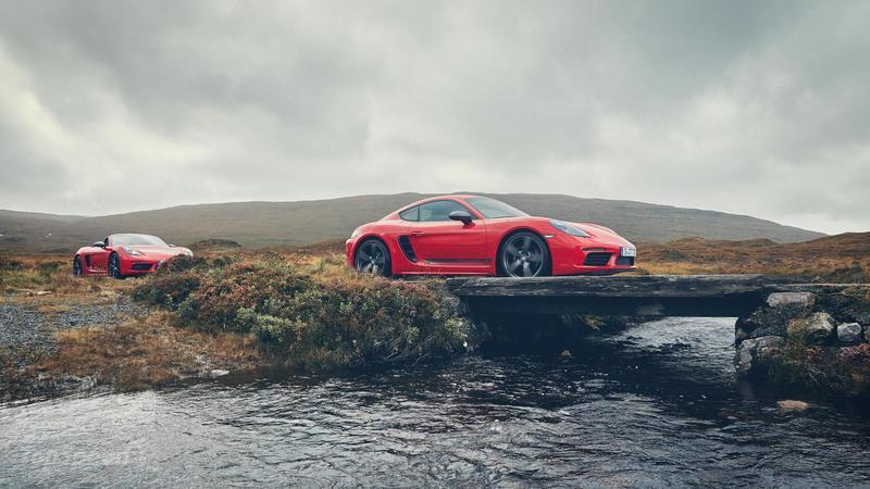 8 Little Known Facts About The 2019 Porsche 718 Boxster T And Cayman