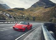 If You Like to Keep it Simple, the 2019 Porsche 718 Cayman T or 718 Boxster T Might be for You - image 810791