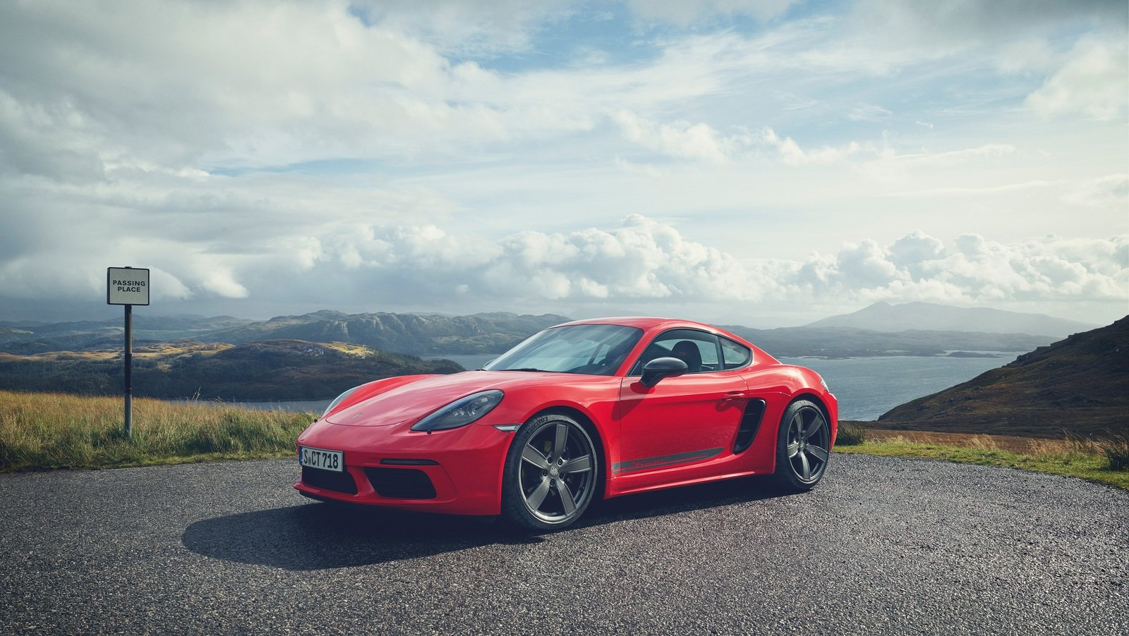 2020 porsche cayman t top speed