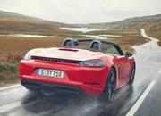 If You Like to Keep it Simple, the 2019 Porsche 718 Cayman T or 718 Boxster T Might be for You - image 810788