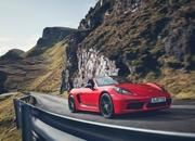 If You Like to Keep it Simple, the 2019 Porsche 718 Cayman T or 718 Boxster T Might be for You - image 810790